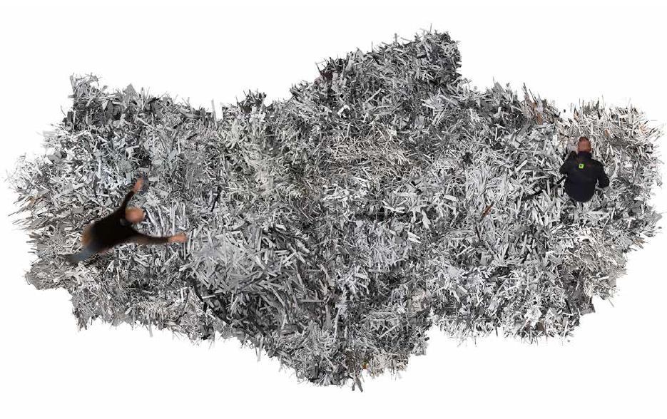 katrin korfmann roermond recycling plant, metal 2020