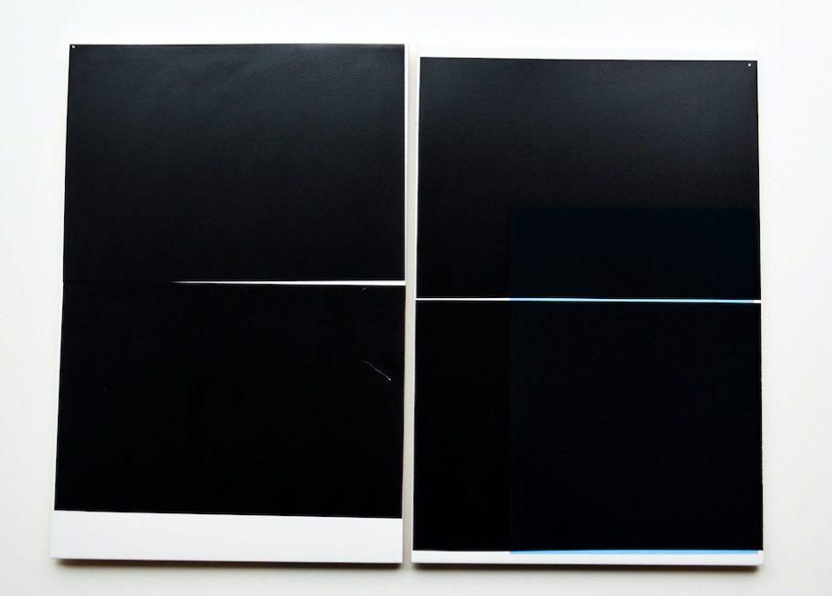 Array (1), ceramics, 45 x 60 cm, 2018